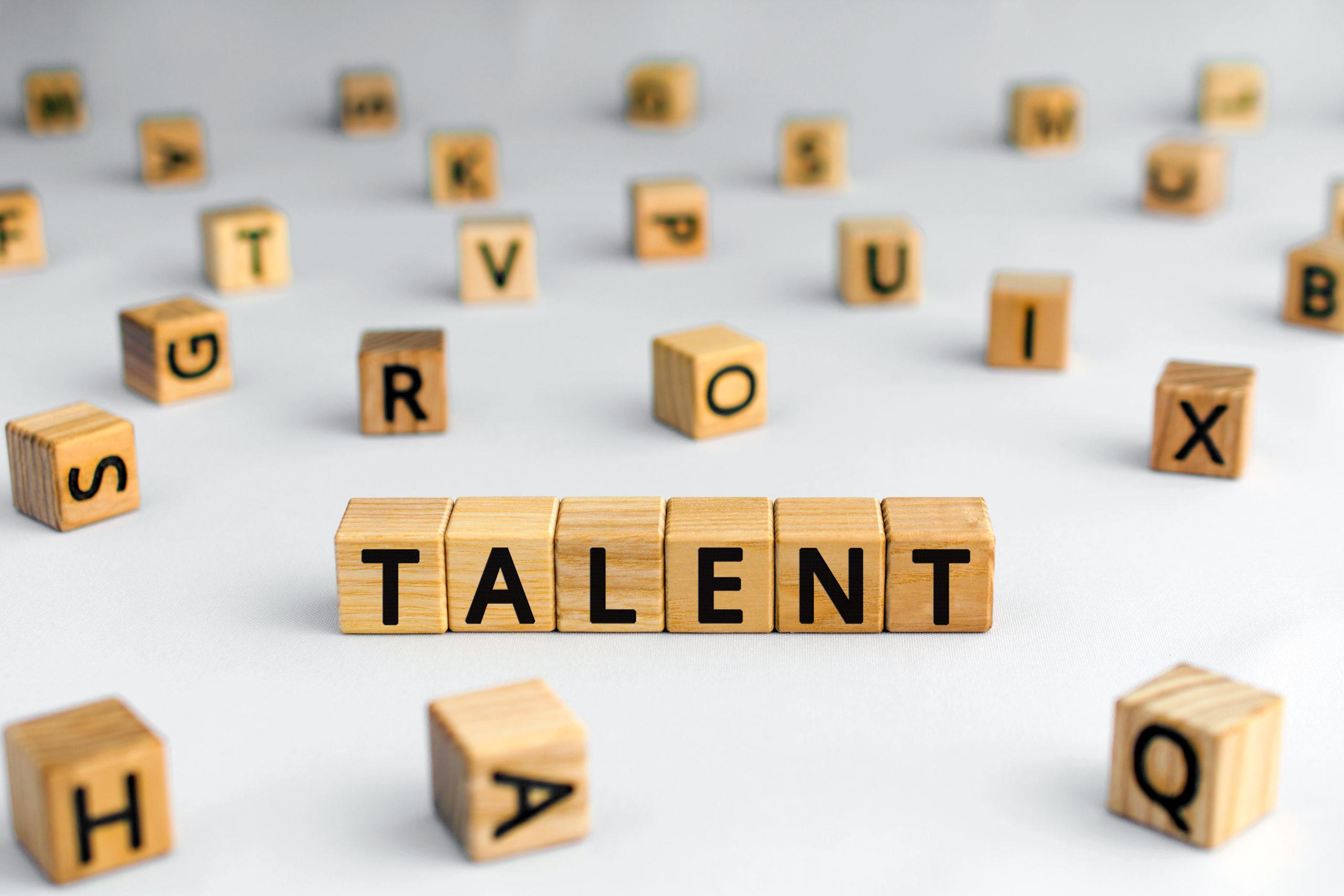 Psychologie talent